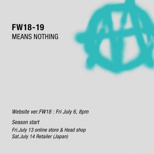 Season start flyer
